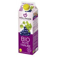 Höllinger BIO Red Grape 100% 1L