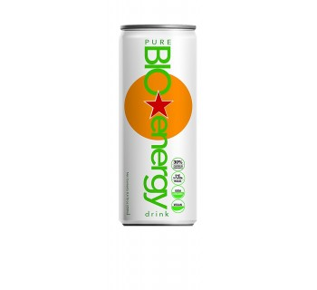 pure BIO Energiaital 330ml
